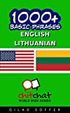 1000+ Basic Phrases English - Lithuanian (ChitChat WorldWide)