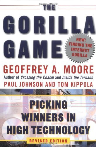 The Gorilla Game: Picking Winners In High Technology back-103420