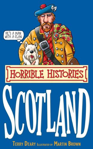 Terry Deary - Horrible Histories Special: Scotland