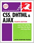 CSS, DHTML, and Ajax, Fourth Edition:...