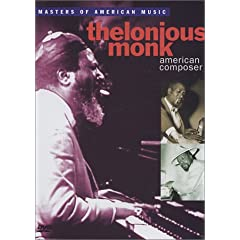 Thelonious Monk - American Composer - DVD (Zone USA)