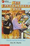Claudia and the Perfect Boy (Baby-Sitters Club) (0590470094) by Martin, Ann M.