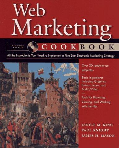 Web Marketing Cookbook
