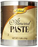 Roland Almond Paste, 7-Pounds Can