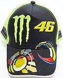 MONSTER ENERGY(モンスターエナジー) V.ロッシ #46 メッシュキャップ 帽子