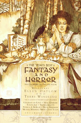 The Year's Best Fantasy and Horror: Tenth Annual Collection (No.10)