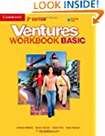 Ventures Basic Workbook with Audio CD