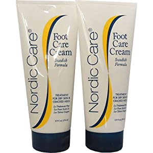 Nordic Care Foot Care Cream 5.9 oz