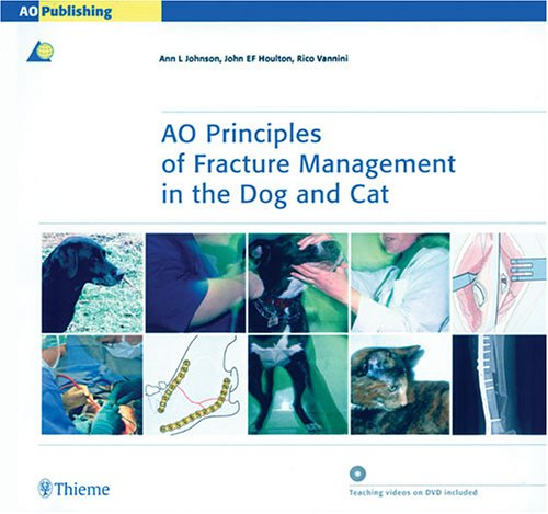 Special Price! for AO Principles of Fracture Management in the Dog and -ecx.images-amazon.com