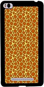 Printvisa Pattern Animal Print Case Cover for Xiaomi Mi 4i (2D-XMI4I-D7971)