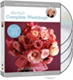 Martha Stewart: Martha's Complete Weddings [Import]
