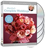 echange, troc Martha's Complete Weddings (4pc) (Std Dig) [Import USA Zone 1]