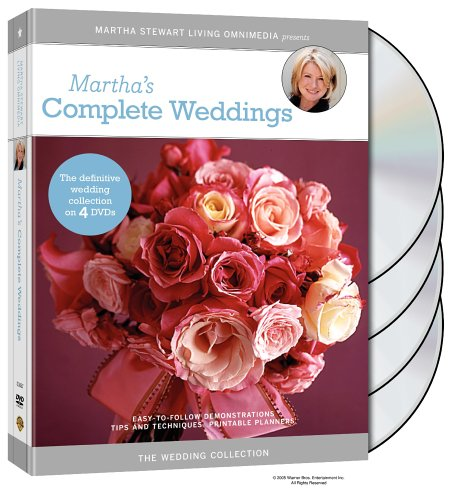 The Martha Stewart Wedding Collection - Martha's Complete Weddings