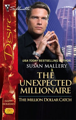 The Unexpected Millionaire (Silhouette Desire), Susan Mallery