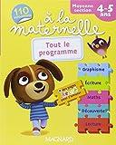 Tout le programme à la maternelle Moyenne section (MS : 4-5 ans)