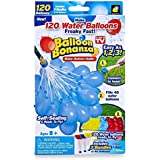 Woogor Fill & Automatic Tie Multi Colored Magic Bunch Of Water Balloons. ( Set Of 2 Balloons Boxes )