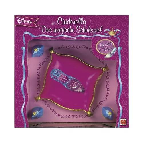 Disney Princess Cinderella   Das magische Schuhspiel