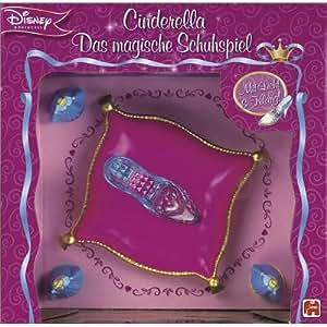 Disney Princess Cinderella - Das magische Schuhspiel