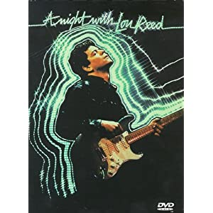 A Night with Lou Reed movie