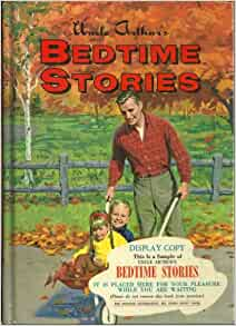 2 Uncle Arthur's Bedtime Stories Books Volumes 3 and 5 from 1976 GUC