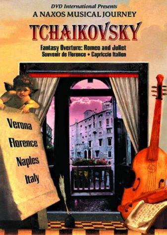 Tchaikovsky: Romeo And Juliet Fantasy Overture / Capriccio Italien / Souvenir De Florence [DVD] [2002]