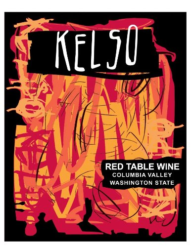 Non Vintage Kelso Red Washington Wine 750 Ml