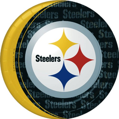 Pittsburgh Steelers Dinner Plates