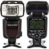 Mcoplus - MK910 High Speed Sync 1/8000s i-TTL Flash Speedlite replacement for Nikon SB910 and Nikon cameras D800 D800E D600 D7100 D7000 D5200 D5100 D5000 D3200 D3000 D300 D200 D90