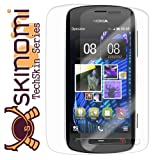 Skinomi TechSkin - Nokia 808 PureView Screen Protector Ultra Clear Shield + Full Body Protective Skin + Lifetime Warranty
