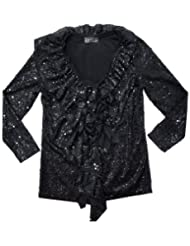 Sparkle Party  Sassy Cardigan Sweater