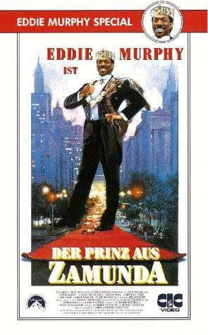 Der Prinz aus Zamunda [VHS]