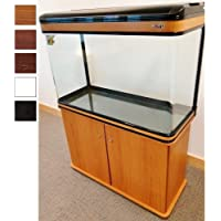 LZ-810 BIRCH Modern Cabinet Aquarium Fish Tank Marine / Tropical / Freshwater - (84cm 2.9ft)- 198L with T8 Lighting