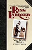 You Know Me Al (0020223420) by Lardner, Ring