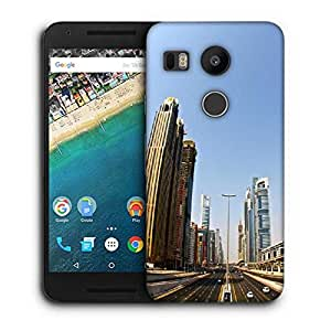 Snoogg Eclipse Printed Protective Phone Back Case Cover For LG Google Nexus 5X