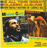 Marvin Gaye What's Going On/Let's Get It On (UK Import)