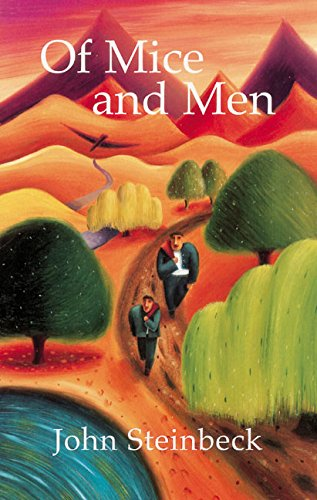 Of mice and men: With Notes (Longman Literature Steinbeck)