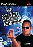 WWE Smackdown  Just bring It on PlayStation 2