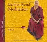 Meditation, Vol. 2 title=