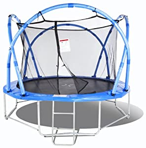The New Duplay 12Ft SFT Crossover Trampoline With FOLDAWAY Enclosure - SALE NOW ON ONLY £179.99, Japanese Engineering ,The Only Trampoline Endorsed By George Nissen The Inventor Of The Trampoline,Including Revolutionary Foldaway Enclosure Improved Safety Protection And SpecificationThis Model Includes Ladder And Weather Cover-Total RRP £399.99 You Save £220 Off The Package