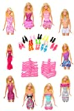 Toy - 36 Pieces Of Barbie Doll Accessories Set, Dresses, Shoes & Hangers By Milly's Shop