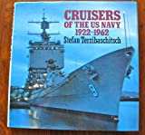 img - for Cruisers of the U.S. Navy, 1922-1962 by Stefan Terzibaschitsch (1988-11-02) book / textbook / text book