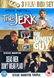 Steve Martin Collection - The Jerk/The Lonely Guy/Dead Men Don't Wear Plaid [DVD] [1979] - Arthur Hiller