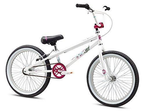 Mongoose-Girls-LSX-Bicycle-20-Inch-White