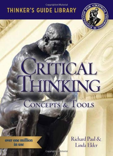 The Miniature Guide to Critical Thinking-Concepts and...