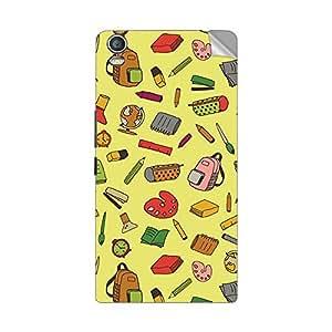 Garmor Designer Mobile Skin Sticker For XOLO 8X 1020 - Mobile Sticker
