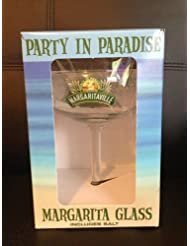 Margaritaville Margarita Glass Includes Salt - Party in Paradise by Margaritaville