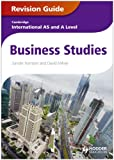 img - for Cambridge International AS and A Level Business Studies Revision Guide book / textbook / text book