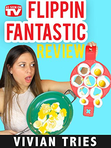 Review: Vivian Tries Flippin Fantastic Review