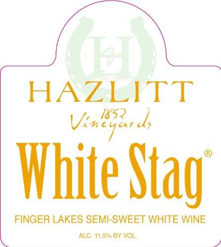 Nv Hazlitt 1852 Vineyards White Stag 750 Ml
