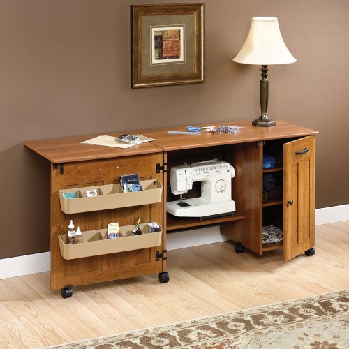 Sewing And Craft Cart Lba109 back-1059162